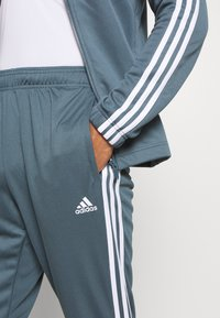 adidas Performance - TIRO AEROREADY SPORTS TRACKSUIT SET - Tracksuit - legend blue - 6