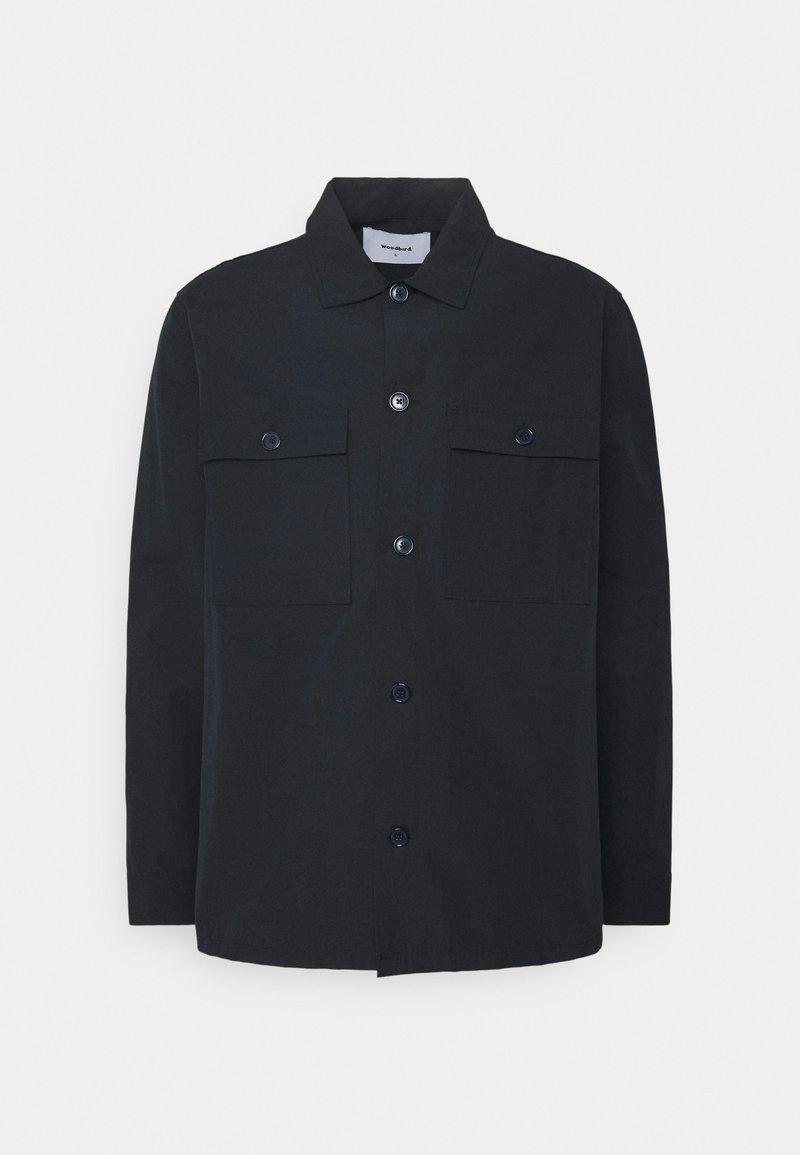 Woodbird - CRAIX FOREST - Shirt - navy