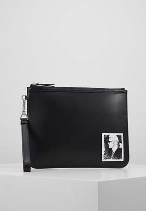 KARL LEGEND LUXURY - Pochette - black