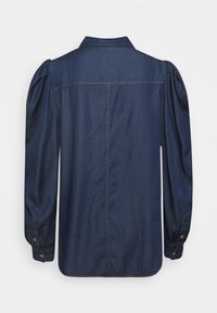 DAY Birger et Mikkelsen - DAY PRETEND - Button-down blouse - indigo stone wash - 1