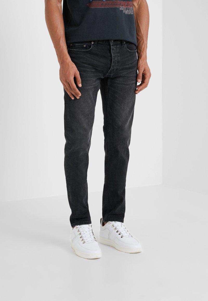 The Kooples - Jeans Slim Fit - black washed