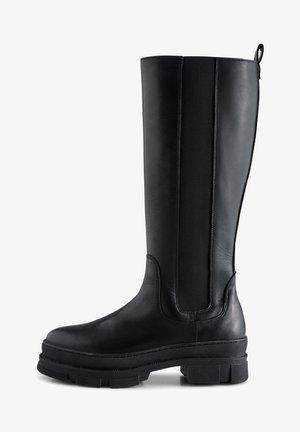 OLGA HIGH - Boots - schwarz