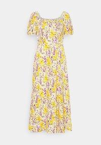 Even&Odd - Day dress - yellow/purple - 0