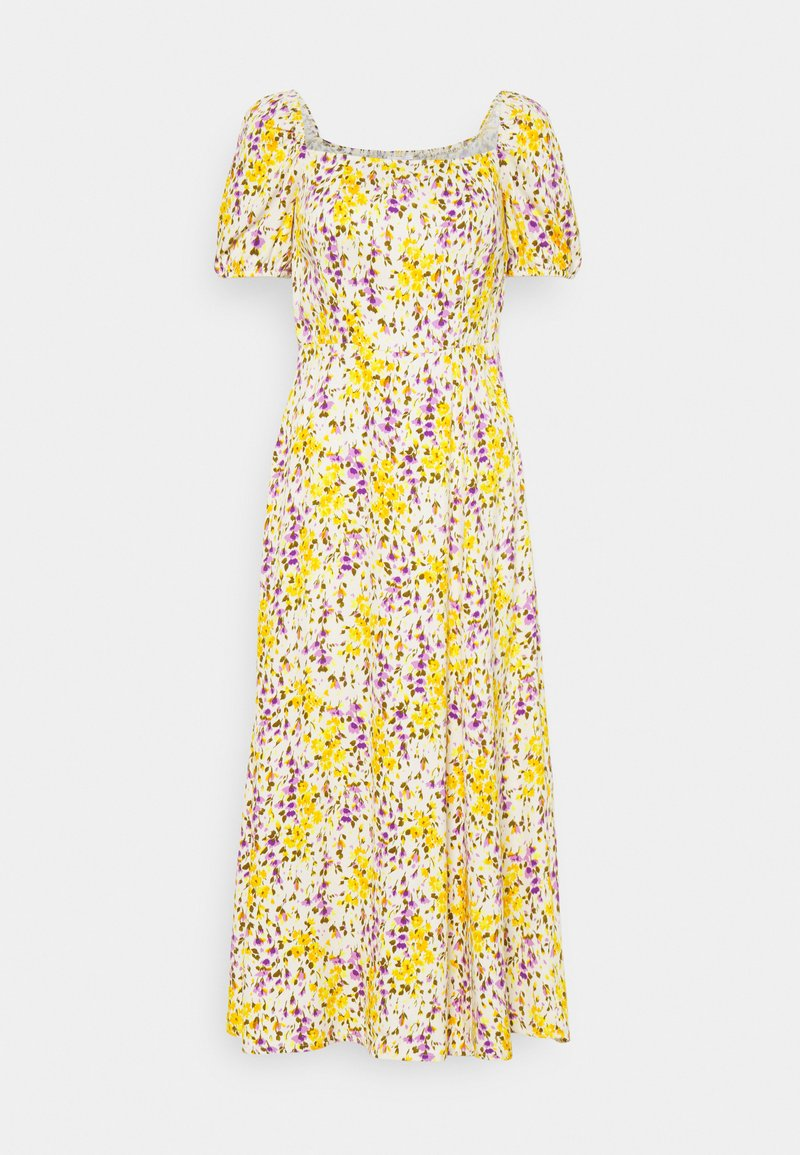 Even&Odd - Day dress - yellow/purple