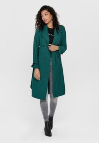 JDY - JDYARYA - Trench - deep teal - 3