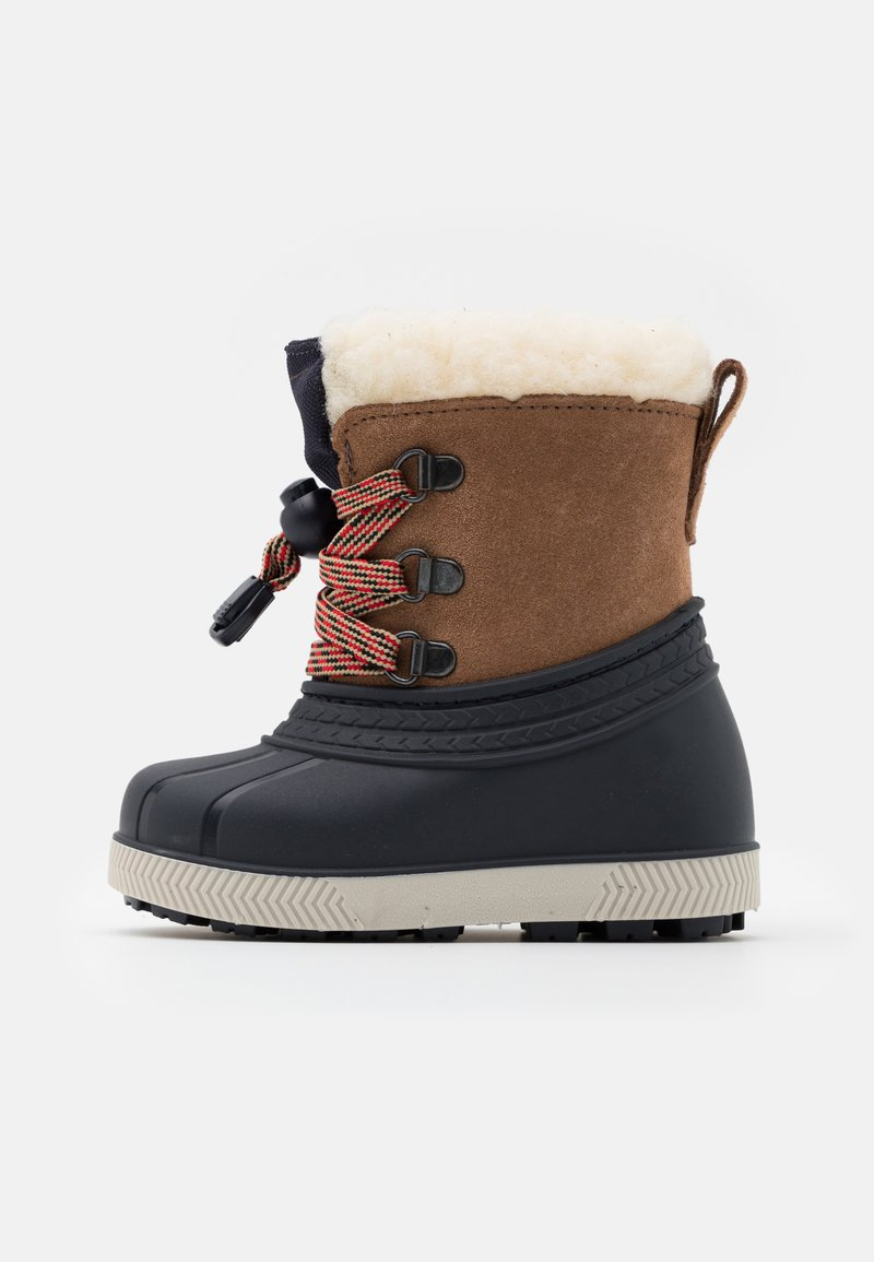 Friboo - Snowboots  - brown