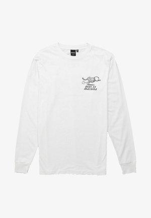 RAMBLER  - Long sleeved top - vintage white