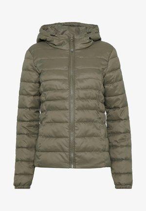ONLTAHOE HOOD JACKET  - Light jacket - kalamata