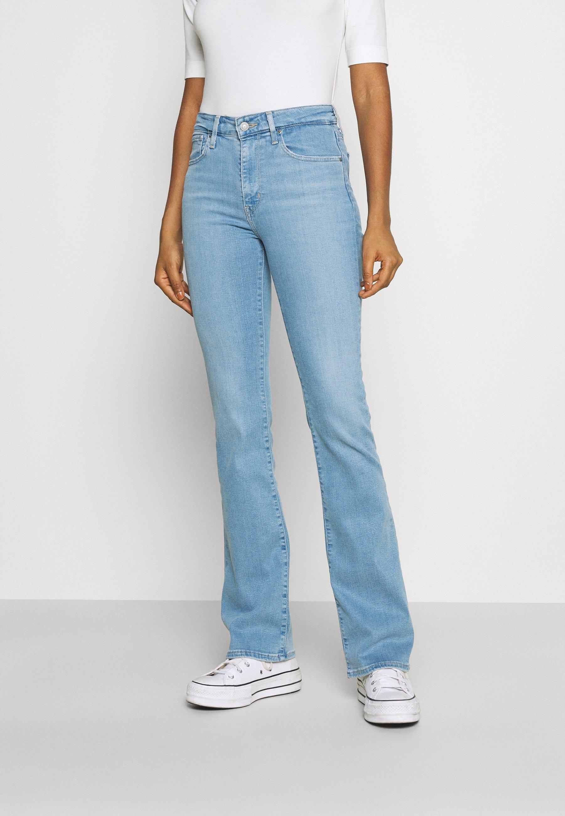 Damer 725 HIGH RISE BOOTCUT - Jeans Bootcut