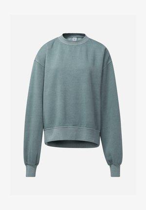 REEBOK CLASSICS NATURAL DYE FLEECE SWEATSHIRT - Sweatshirt - green