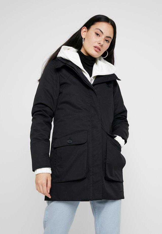 CORNELIA - Winter coat - black