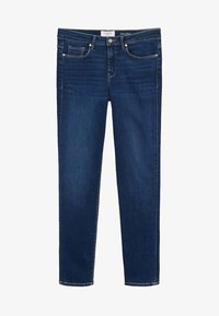 Violeta by Mango - VALENTIN - Jeans Skinny Fit - dark blue