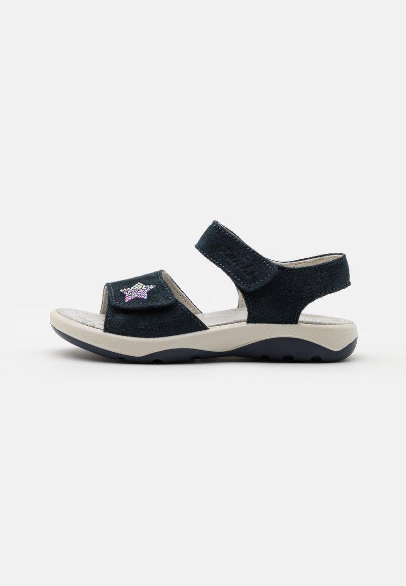 Lurchi - FERMI - Sandals - navy