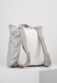 Bree - VARY BACKPACK - Sac à dos - grey/white - 2