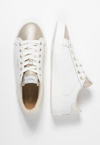 Pepe Jeans - KIOTO ONE - Sneakers basse - gold/white - 2