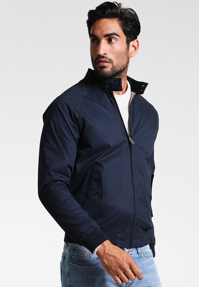 Ben Sherman - THE CORE HARRINGTON - Blouson Bomber - navy