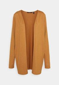 Vero Moda Tall - VMMOLLY CARDIGAN - Cardigan - tobacco brown - 4