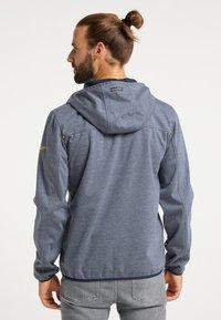Schmuddelwedda - Waterproof jacket - marine melange - 2