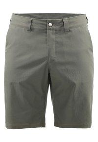 Haglöfs - MID SOLID SHORTS - Shorts - beluga - 0