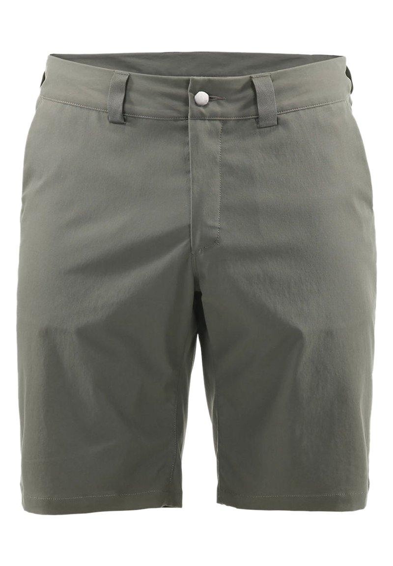 Haglöfs - MID SOLID SHORTS - Shorts - beluga