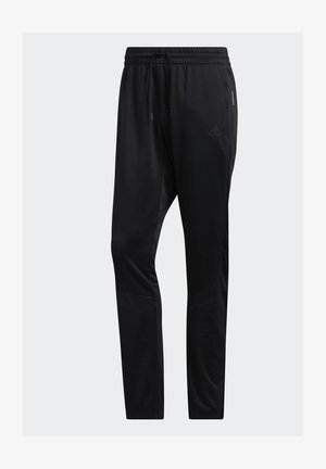 CROSS UP 365 TRACKSUIT BOTTOMS - Pantaloni sportivi - black