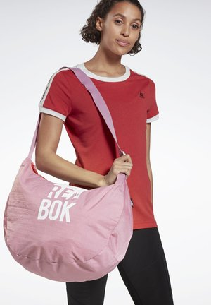 FOUNDATION TOTE BAG - Urheilukassi - pink