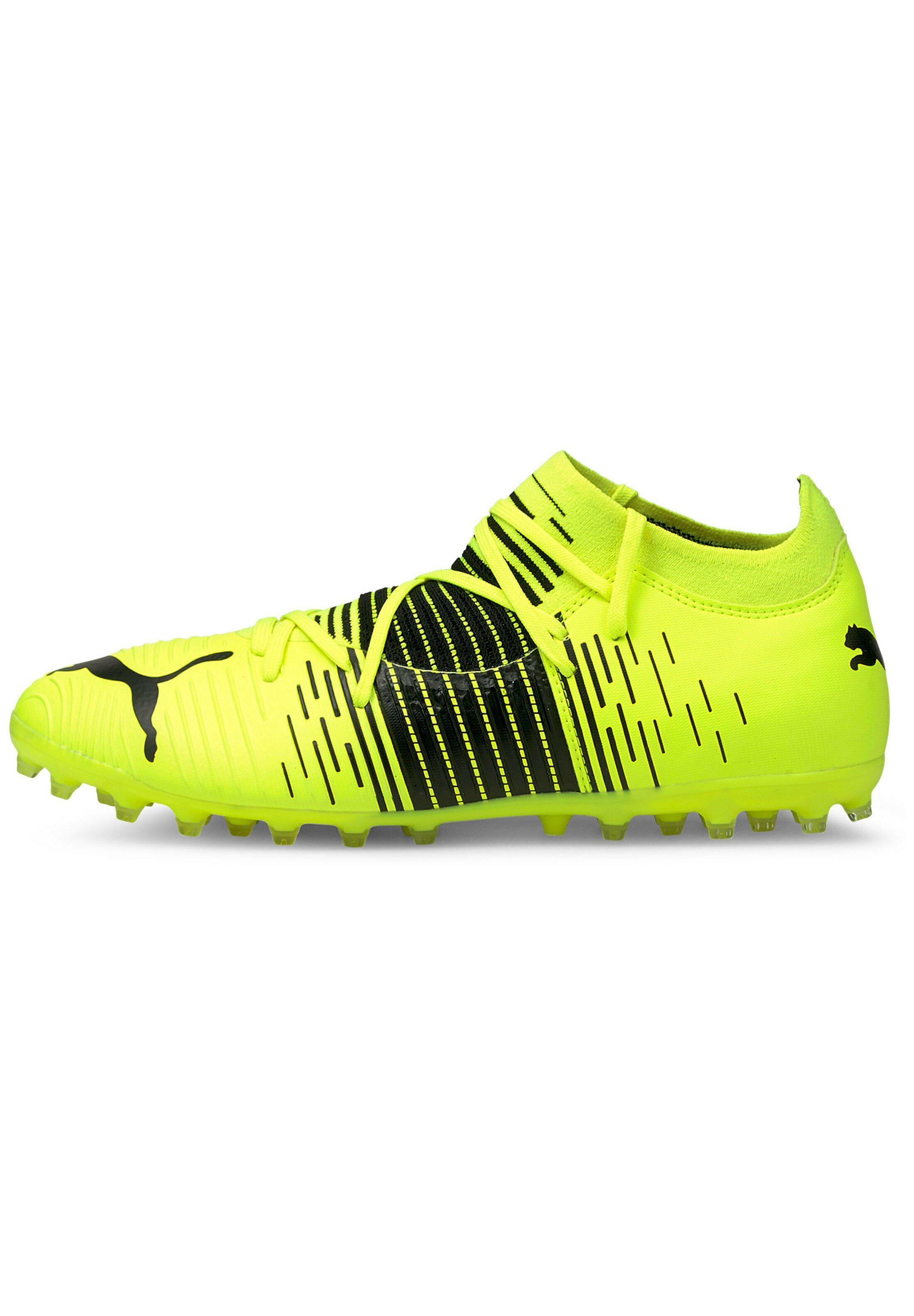 Puma FUTURE Z - Chaussures de foot à crampons - yellow alert ...