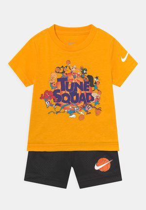 SET UNISEX - Print T-shirt - yellow