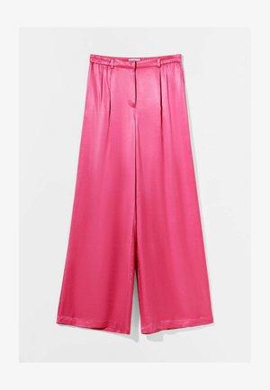 Kalhoty - pink