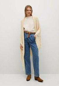 Mango - PONY - Summer jacket - ecru - 1