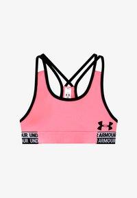 Under Armour - HEATGEAR - Sports bra - pink craze/black - 2