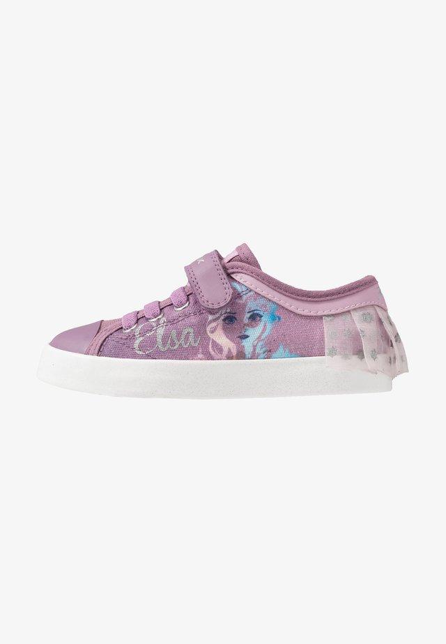 CIAK GIRL FROZEN ELSA - Trainers - pink/mauve