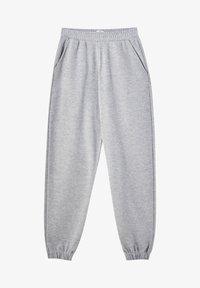 PULL&BEAR - Pantaloni sportivi - grey - 6