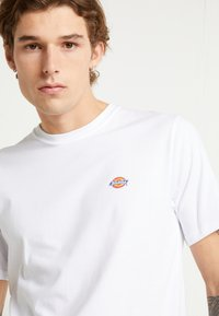 Dickies - STOCKDALE - T-shirt basic - white - 4