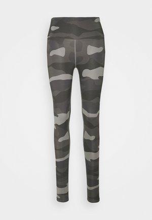 LEGGINGS CAMO  - Leggings - grey