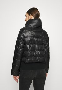 Sisley - JACKET - Winterjacke - black - 2