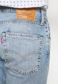 Levi's® - 502 TAPER - Jeans Tapered Fit - light indigo - 5