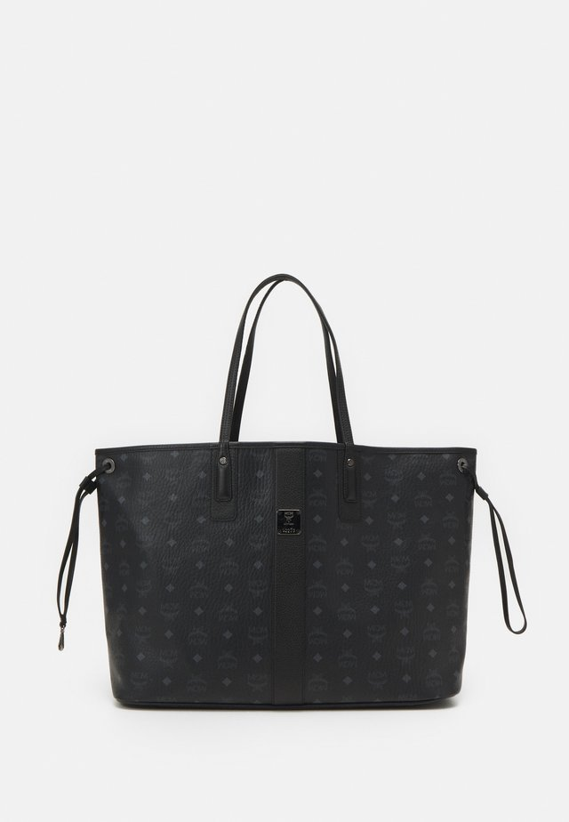 SHOPPER PROJECT VISETOS SET - Borsa a mano - black