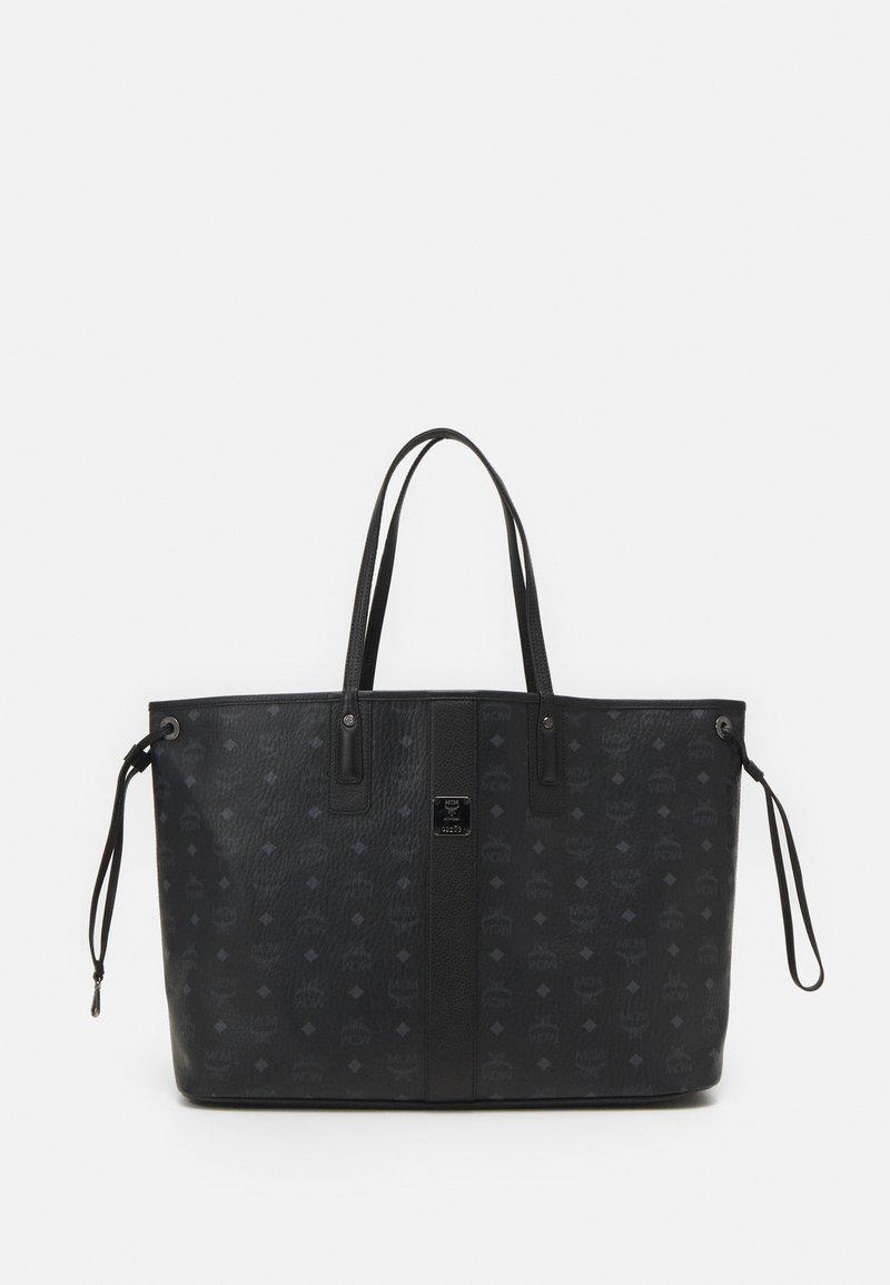 MCM - SHOPPER PROJECT VISETOS SET - Handbag - black