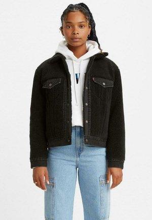 SHERPA - Winter jacket - black