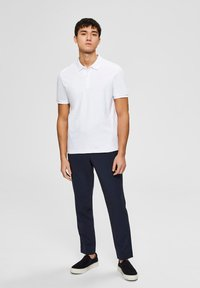 Selected Homme - Polo shirt - bright white - 1