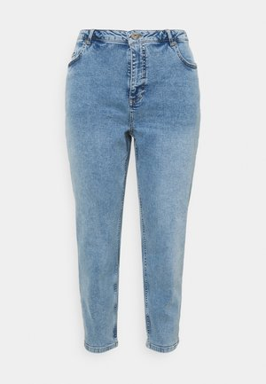 JTULLA MOM - Jeans Tapered Fit - light blue denim