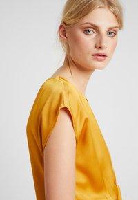 Love Copenhagen - LORALC DRESS - Maxi dress - golden glow - 5