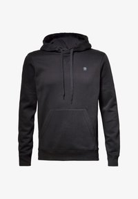 G-Star - PREMIUM CORE - Sweat à capuche - black - 5