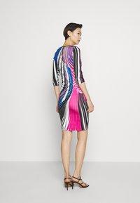 Just Cavalli - Pouzdrové šaty - blue - 2