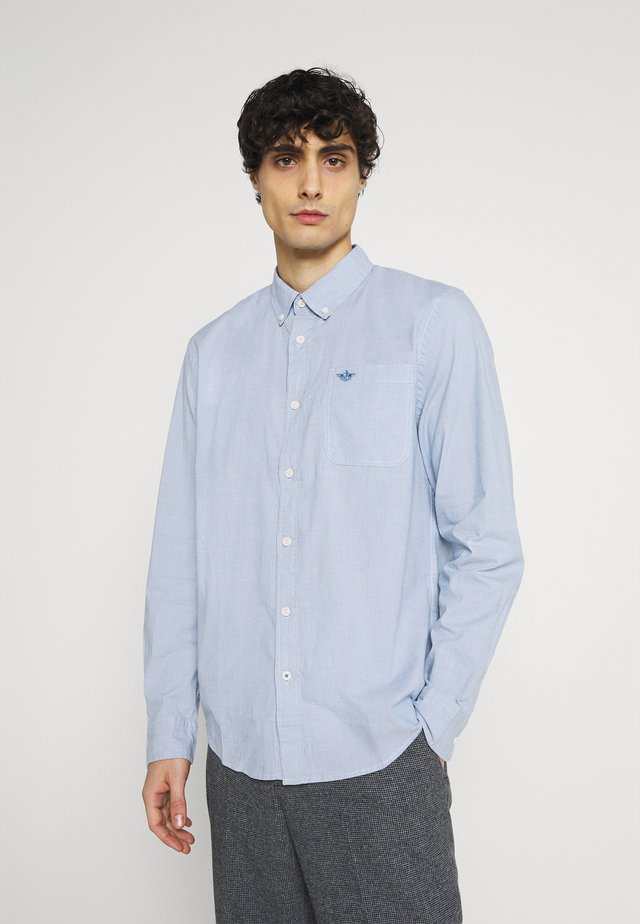 ALPHA ICON - Chemise - end on end delft