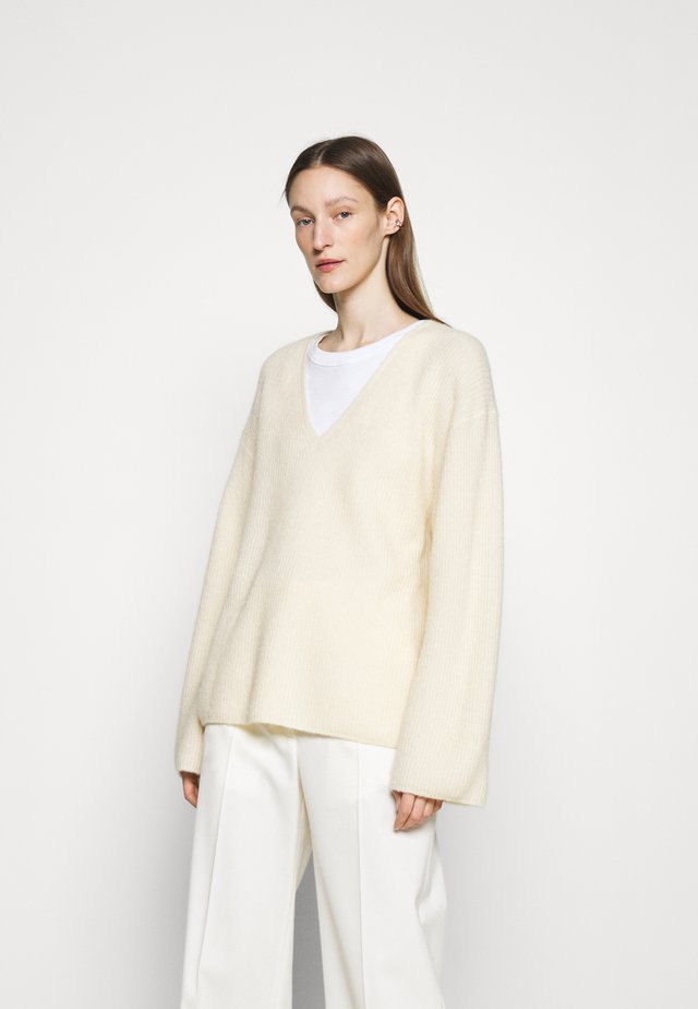 DIPOMA - Strickpullover - wood