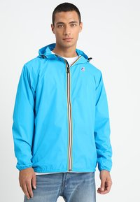 K-Way - LE VRAI CLAUDE UNISEX - Summer jacket - blue - 0