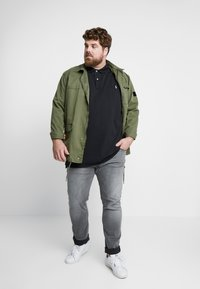 Polo Ralph Lauren Big & Tall - BASIC - Poloshirt - black - 1