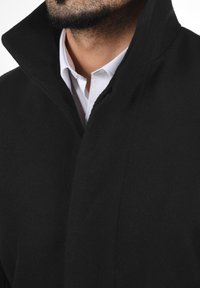 Solid - JAMPA - Classic coat - black - 3